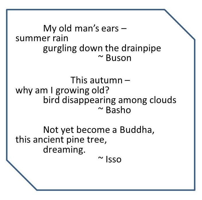 "haiku master essay Iy: kuwabara takeo called haiku's master-disciple system feudalistic, in his essay, ""a second class art: the case of gendai haiku"" (daini geijutsu ron: gendai haiku ni tsuite) i partly agree with him."